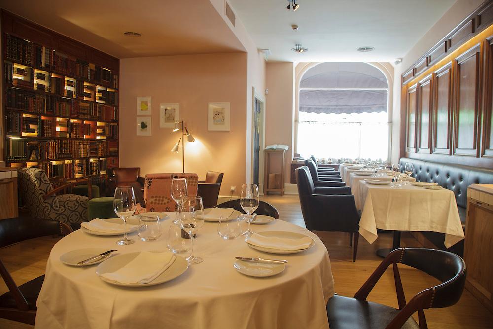 Restaurant Belcanto in Lisbon.