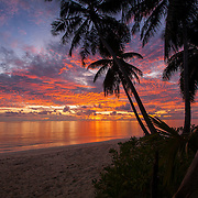 Sunrise 2 at Kandui Resort, Mentawais Islands, Indonesia.