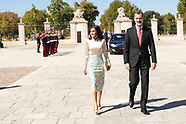 100219 Spanish Royals attends the Annual meeting of the Board of Trustees of the Cervantes Institute