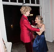 PRINCESS MICHAEL OF KENT; LEONIE FRIEDA, Leonie Frieda book party  for ' The Deadly Sisterhood.' The Orangery, Kensington Palace. London. 20 November 2012.