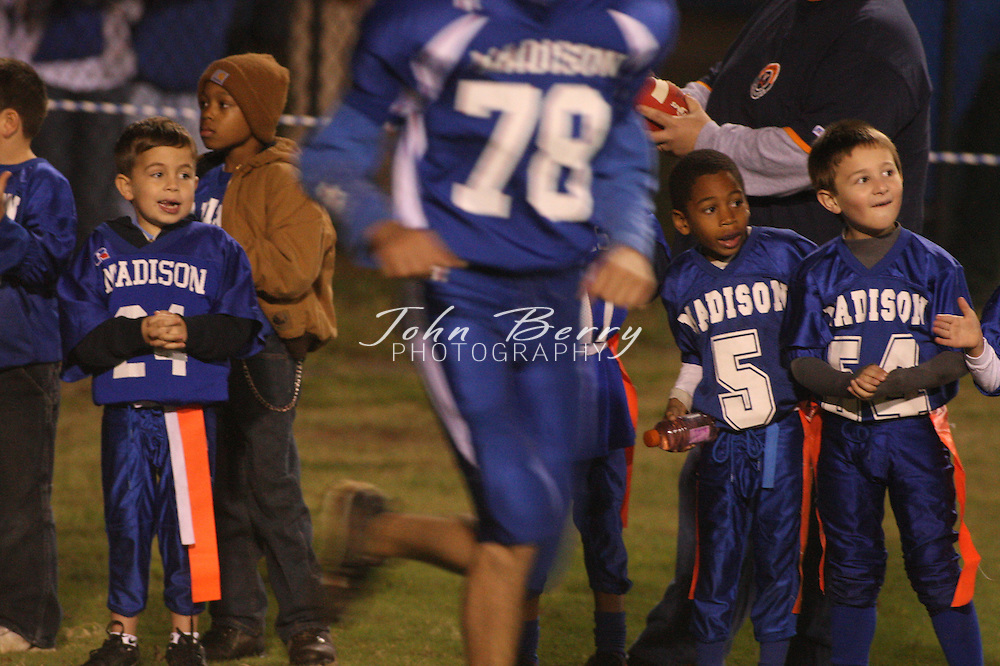 MCHS Varsity Football.vs Manassas Park.10/27/2007..