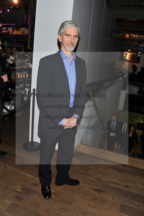 DAMON HILL at the Motor Sport magazine's 2013 Hall of Fame awards at The Royal Opera House, London on 25th February 2013.