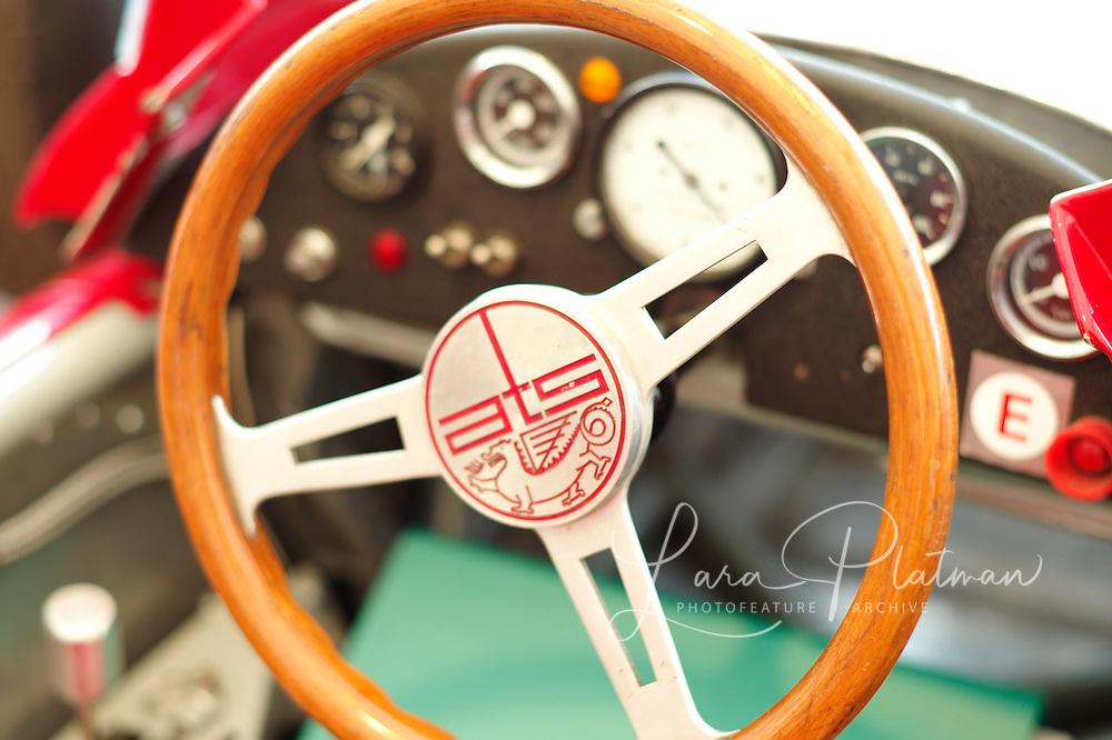 7th Grand Prix de Monaco Historique ATS owner/ driver Jason Wright