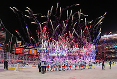 January 29, 2014: Stadium Series - New York Rangers at New York Islanders