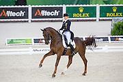 Fabienne Lutkemeier - d'Agostino 5<br /> Alltech FEI World Equestrian Games™ 2014 - Normandy, France.<br /> © DigiShots