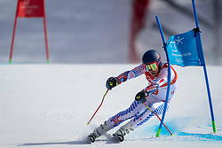 18-02-2018 KOR: Olympic Games day 9, Pyeongchang<br /> Alpine Skiing Men's Giant Slalom at Yongpyong Alpine Centre / Ted Ligety of the United States