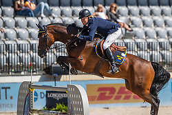 Jönsson Fredrik, SWE, Cold Play<br /> European Championship Jumping<br /> Rotterdam 2019<br /> © Hippo Foto - Dirk Caremans