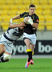 Wellington-Rugby, ITM Cup, Wellington v Auckland, October 05