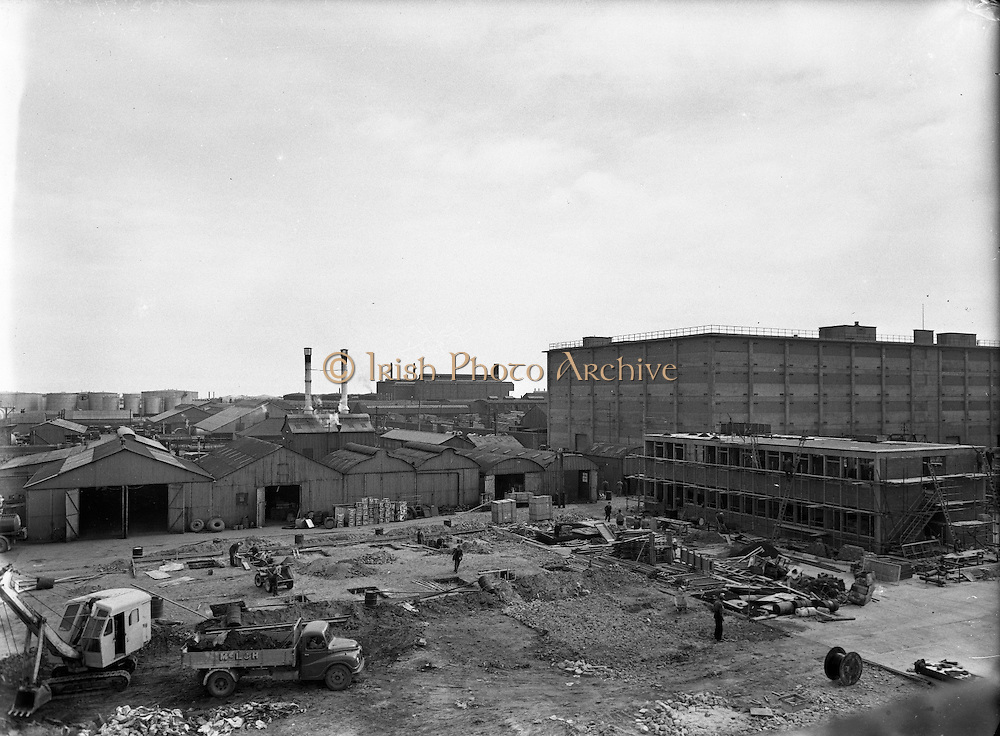 Avoca Mining Valley, Old Mining Works.03/04/56