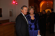 Lord and Lady McLaurin, National Portrait Gallery  150th Anniversary Fundraising Gala. National Portrait Gallery. London. 28 February 2006. ONE TIME USE ONLY - DO NOT ARCHIVE  © Copyright Photograph by Dafydd Jones 66 Stockwell Park Rd. London SW9 0DA Tel 020 7733 0108 www.dafjones.com