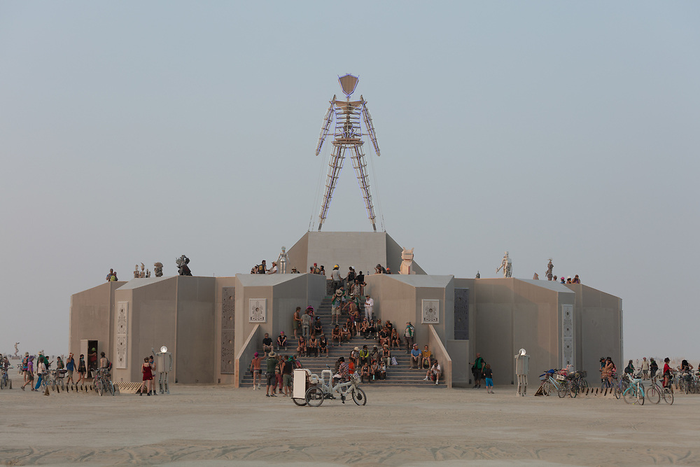 I enjoyed all the robots up there. My Burning Man 2018 Photos:<br />