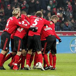 20100213: Football - Soccer - GER, 1. FBL, Bayer Leverkusen vs Vfl Wolfsburg