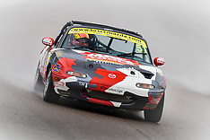 BRSCC MX-5 Championship 2015 Rockingham