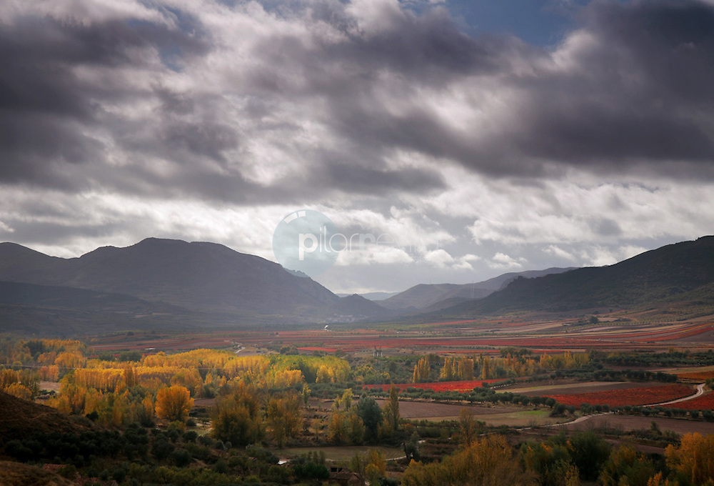 Valle del Jubera. LA Rioja ©Daniel Acevedo / PILAR REVILLA