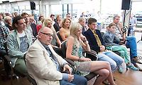 LOOSDRECHT - Maurits Hendriks .  Lancering Sport Helpt, een initiatief van hockeyers Rogier Hofman en Tim Jenniskens. FOTO KOEN SUYK