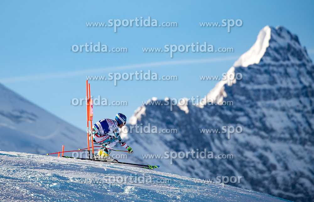 01.12.2016, Val d Isere, FRA, FIS Weltcup Ski Alpin, Val d Isere, Abfahrt, Herren, 2. Training, im Bild Romed Baumann (AUT) // Romed Baumann of Austria in action during the 2nd practice run of men's Downhill of the Val d Isere FIS Ski Alpine World Cup. Val d Isere, France on 2016/01/12. EXPA Pictures © 2016, PhotoCredit: EXPA/ Johann Groder