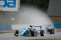 #23 Thomas MAXWELL (AUS)  SWR  Tatuus-Cosworth. BRDC British Formula 3 Championship at Donington Park, Melbourne, Leicestershire, United Kingdom. September 10 2016. World Copyright Peter Taylor/PSP.