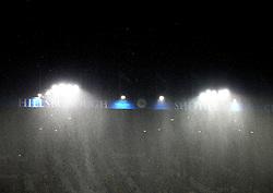 A thunderstorm and torrential rain over Hillsborough - Mandatory by-line: Matt McNulty/JMP - 13/09/2016 - FOOTBALL - Hillsborough - Sheffield, England - Sheffield Wednesday v Bristol City - Sky Bet Championship