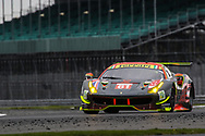 Clearwater Racing  |  Ferrari 488 GTE  |  Matt Griffin  |  Kieta Sawa  |  Mok Weng Sun | FIA World Endurance Championship | Silverstone | 15 April 2017 | Photo: Jurek Biegus