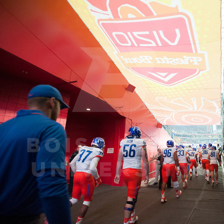 Fiesta Bowl 2014, BSU v Arizona, Scottsdale, AZ, Photo Patrick Sweeney