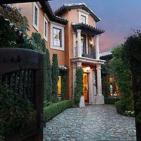 European style luxury home .