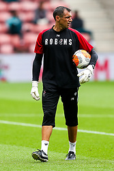 Pat Mountain during a friendly match before the Premier League and Championship resume after the Covid-19 mid-season disruption - Rogan/JMP - 12/06/2020 - FOOTBALL - St Mary's Stadium, England - Southampton v Bristol City - Friendly.