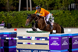 Houtzager Marc, NED, Sterrehofs Calimero<br /> Longines FEI Jumping Nations Cup Final<br /> Challenge Cup - Barcelona 2019<br /> © Dirk Caremans<br />  05/10/2019