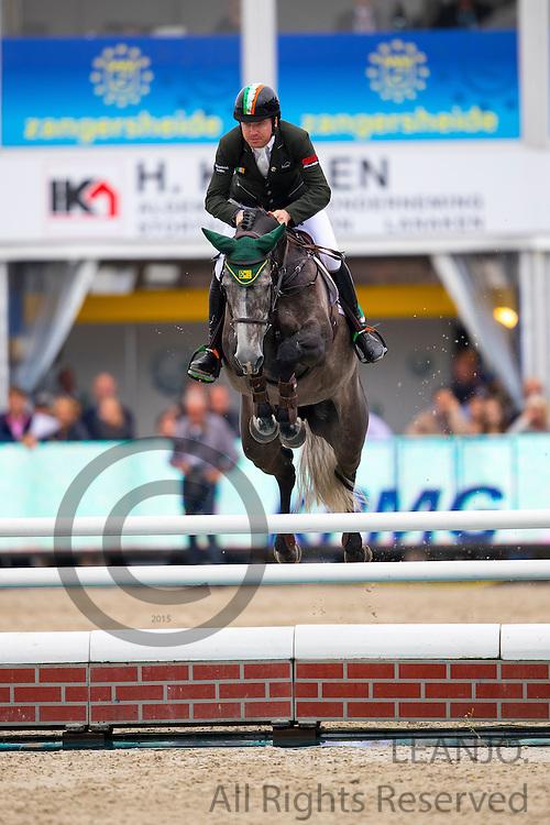 Greg Patrick Broderick - Santa Catalina<br /> FEI World Breeding Jumping Championships for Young Horses 2016<br /> © DigiShots