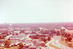 Trip to Houston Texas circa 1974<br /> <br />  Photos taken by George Look.  Image started as a color slide.