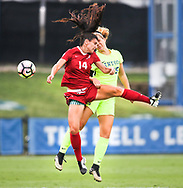 Payton Atkins.<br /> <br /> The University of Kentucky women's soccer team ties Alabama 1-1 on Sunday Sept. 18, 2016 at The Bell in Lexington, Ky.<br /> <br /> Photo by Elliott Hess | UK Athletics