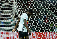 The delusion of Romelu Lukaku (Belgium) after a missed goal. delusione goal sbagliato<br /> Lille 01-07-2016 Stade Pierre Mauroy Football Euro2016 Wales - Belgium / Galles - Belgio <br /> Quarter-finals. Foto Matteo Ciambelli / Insidefoto