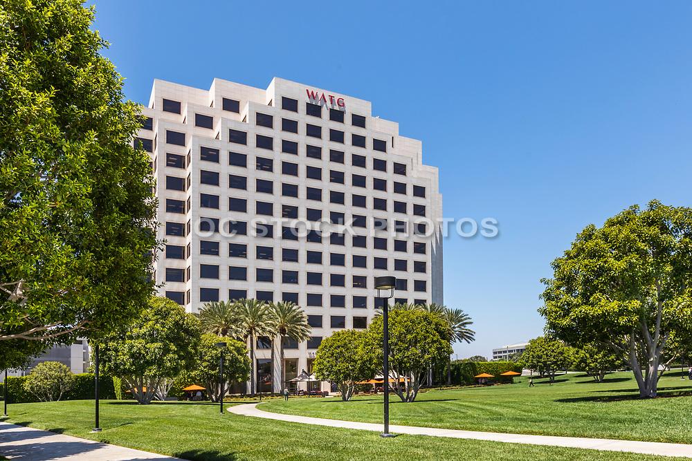 WATG Building In Irvine Spectrum Business Park