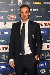 December 3, 2018 - Milan, Italy - Massimiliano Allegri at 'Oscar Del Calcio AIC' Italian Football Awards photocall in Milano, Italy, on December 03 2018  (Credit Image: © Mairo Cinquetti/NurPhoto via ZUMA Press)