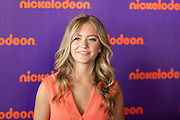 2019, August 25. Almere Strand, the Netherlands. Sterre Koning at the Nickelodeon Family Festival.