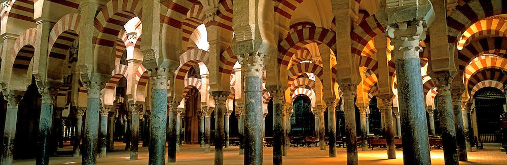 SPAIN, ANDALUSIA, CORDOBA 'La Mezquita' or Great Mosque