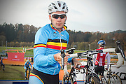 CZECH REPUBLIC / TABOR / WORLD CUP / CYCLING / WIELRENNEN / CYCLISME / CYCLOCROSS / VELDRIJDEN / WERELDBEKER / WORLD CUP / COUPE DU MONDE / #2 / GIANNI VERMEERSCH /