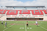 Ernie Chapman Stadium at Chapman University in Orange California