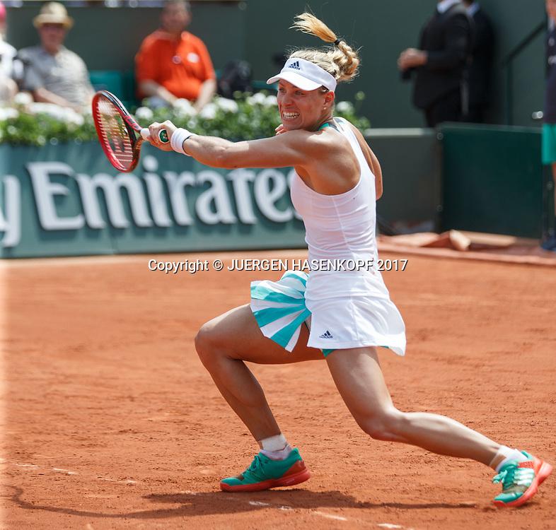 ANGELIQUE KERBER (GER)<br /> <br /> Tennis - French Open 2017 - Grand Slam ATP / WTA -  Roland Garros - Paris -  - France  - 28 May 2017.