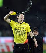 Fussball Bundesliga 2011/12: Borussia Dortmund - Hannover 96