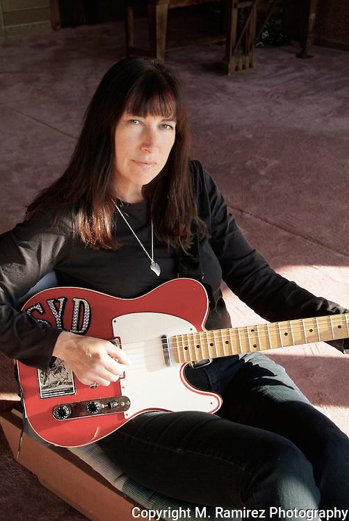 Syd Straw  in Los Angeles, CA 1/12/2007.