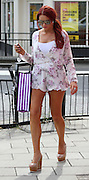 26.JULY.2014. ESSEX<br /> <br /> CODE - MAG<br /> <br /> AMY CHILDS SEEN LEAVING HER BOUTIQUE IN BRENTWOOD ESSEX<br /> <br /> BYLINE: EDBIMAGEARCHIVE.CO.UK<br /> <br /> *THIS IMAGE IS STRICTLY FOR UK NEWSPAPERS AND MAGAZINES ONLY*<br /> *FOR WORLD WIDE SALES AND WEB USE PLEASE CONTACT EDBIMAGEARCHIVE - 0208 954 5968*