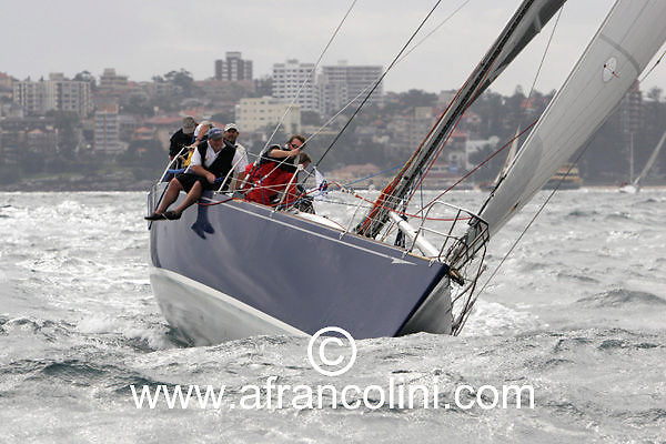 SAILING - BMW Winter Series 2005 - AUSTMARK - Sydney (AUS) - 15/05/05 - ph. Andrea Francolini