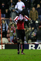 Photo: Andrew Unwin.<br /> Sunderland v Chelsea. The Barclays Premiership. 15/01/2006.