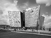 Titanic Belfast Building, Queens Road, Belfast City, 2012,
