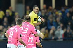 October 28, 2017 - Clermont-Ferrand - Stade Marcel, France - Scott Spedidng  (Credit Image: © Panoramic via ZUMA Press)