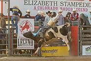 2018 Elizabeth Stampede Xtreme Bulls