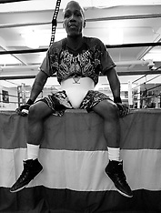 Zab Judah training feature