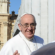 ROME,THE VATICAN-19 MARCH 2013- Images of Pope Francis (Francesco) I at the Vatican.