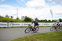 Sara Penton (SWE) at Stage 2 of 2019 OVO Women's Tour, a 62.5 km road race starting and finishing in the Kent Cyclopark in Gravesend, United Kingdom on June 11, 2019. Photo by Sean Robinson/velofocus.com