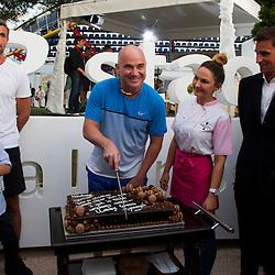 20160716: CRO, Tennis - Croatia Open Umag 2016, Umag's tennis stadium renamed after Goran Ivanisevic